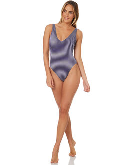 TRUE NAVY WOMENS SWIMWEAR AFENDS ONE PIECES - W184711NVY
