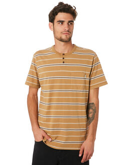 BRONZE MENS CLOTHING KATIN TEES - KNTRA04BRNZE