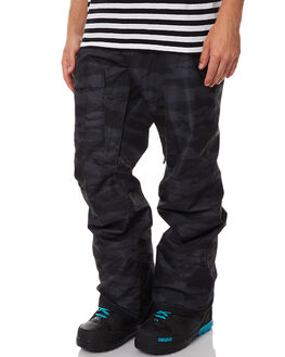 MULTI SNOW OUTERWEAR THE NORTH FACE PANTS - NF0A2TJJLWXRMULTI