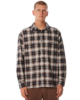 FENNEL OUTLET MENS RUSTY SHIRTS - WSM0820FNL