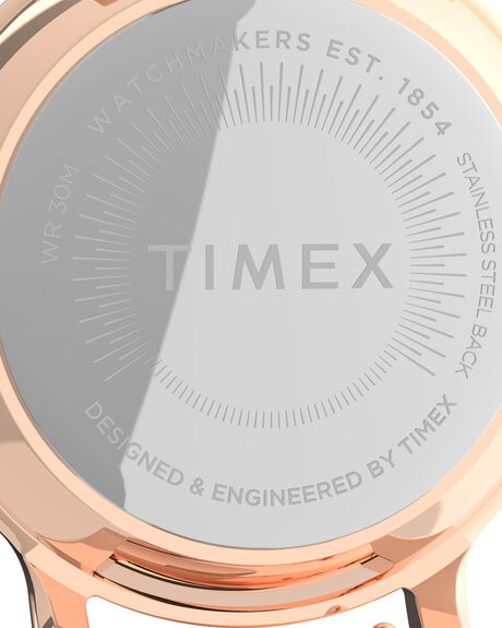ROSE GOLD MENS ACCESSORIES TIMEX WATCHES - TW2U22900RGLD