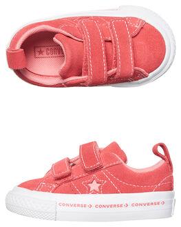 PARADISE PINK KIDS TODDLER GIRLS CONVERSE FOOTWEAR - 760038PINK