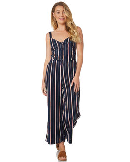 NAVY WOMENS CLOTHING ALL ABOUT EVE PLAYSUITS + OVERALLS - 6426036NVY