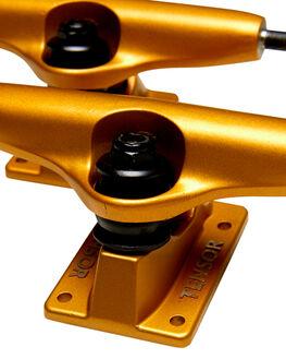 GOLD BOARDSPORTS SKATE TENSOR TRUCKS ACCESSORIES - 10415265GOLD