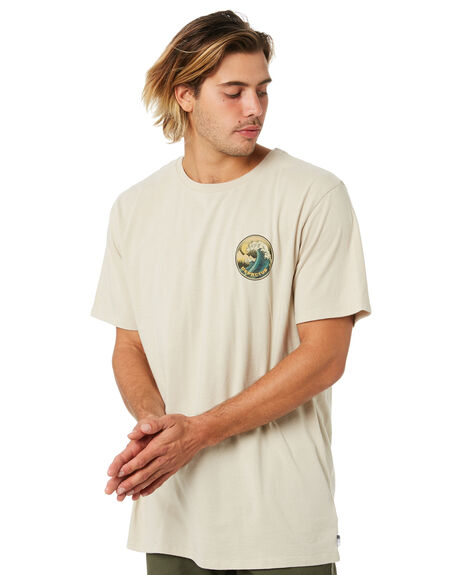 PUTTY MENS CLOTHING DEPACTUS TEES - D5204004PUTTY