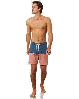 NAVY MENS CLOTHING RHYTHM BOARDSHORTS - JUL19M-TR09-NAV