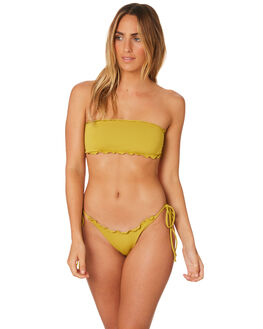 KIWI WOMENS SWIMWEAR STONE FOX SWIM BIKINI TOPS - 1031TKIWI