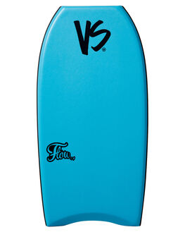 AQUA FLURO YELLOW BOARDSPORTS SURF VS BODYBOARDS BOARDS - V19FLOW40AQAQFY