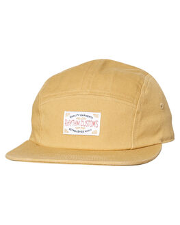 TAN MENS ACCESSORIES RHYTHM HEADWEAR - JUL18M-CP04TAN