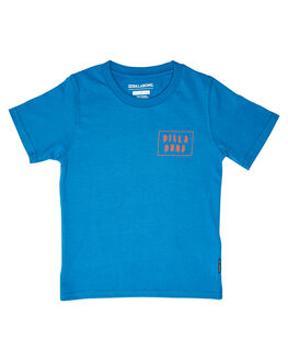 BLUE KIDS TODDLER BOYS BILLABONG TOPS - 7582035BLU