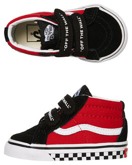LOGO POP KIDS BOYS VANS SNEAKERS - VNA348JVI7LPOP