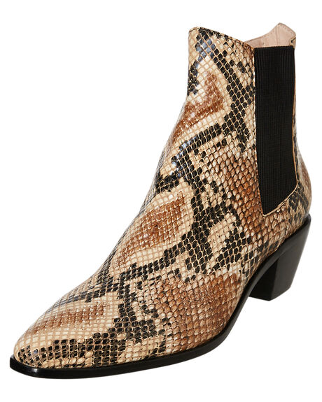 SNAKE OUTLET WOMENS SOL SANA BOOTS - SS201W318SNAKE