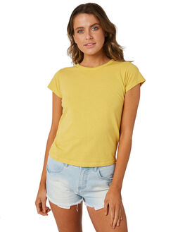 TUMERIC WOMENS CLOTHING BILLABONG TEES - 6581144UME