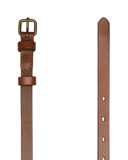 TAN WOMENS ACCESSORIES STATUS ANXIETY BELTS - SA8703TAN