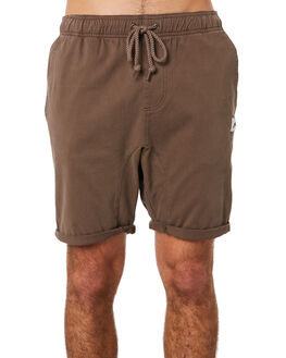 GRAVEL MENS CLOTHING RUSTY SHORTS - WKM0758GRV