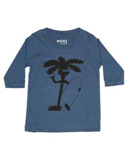 PIGMENT BLUE KIDS BABY MUNSTER KIDS CLOTHING - MI172TL05PBLU