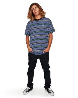 PURPLE MENS CLOTHING BILLABONG TEES - BB-9592018-PUR