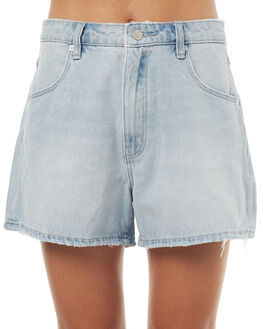 HAVANA BLUE WOMENS CLOTHING ROLLAS SHORTS - 124043209
