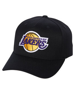LAKERS MENS ACCESSORIES MITCHELL AND NESS HEADWEAR - CK071LAKE