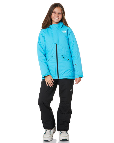 TURQUOISE BLUE BOARDSPORTS SNOW THE NORTH FACE KIDS - NF0A3NMD1F7