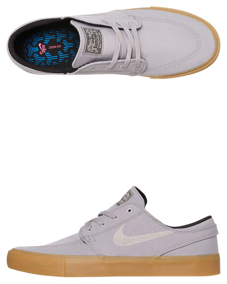 ATMOSPHERE GREY MENS FOOTWEAR NIKE SKATE SHOES - AR7718-002