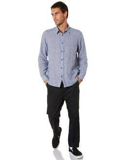 HOUNDSTOOTH MENS CLOTHING MR SIMPLE SHIRTS - M-05-32-41HNDTH