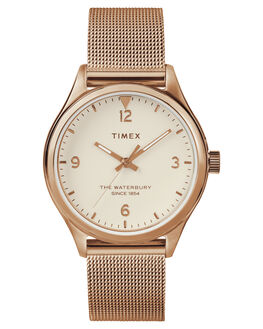 ROSE GOLD WOMENS ACCESSORIES TIMEX WATCHES - TW2T36200RGLD
