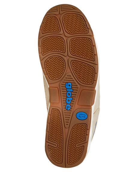 OYSTER OUTLET MENS GLOBE SKATE SHOES - SSGBCTIVC14296M