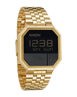 ALL GOLD MENS ACCESSORIES NIXON WATCHES - A158502AGLD