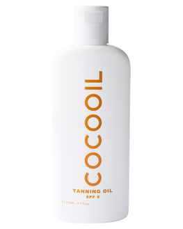 NATURAL WOMENS ACCESSORIES COCOOIL HOME + BODY - COCOTANSPF6NAT