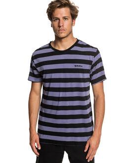 BLACK CLOUD GUY MENS CLOTHING QUIKSILVER TEES - EQYKT03853-KVJ3