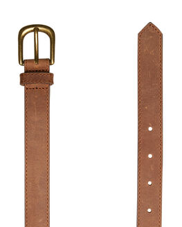 COFFEE MENS ACCESSORIES AFENDS BELTS - A182680COF