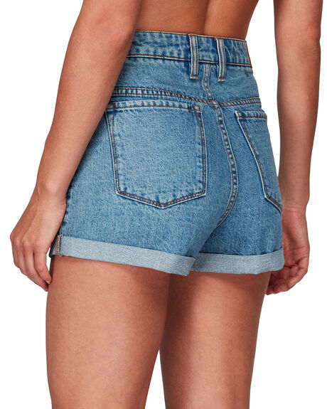 LIGHT STONE WOMENS CLOTHING RVCA SHORTS - R283311LSTO