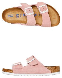 ROSE WOMENS FOOTWEAR BIRKENSTOCK FASHION SANDALS - 1012749ROSE