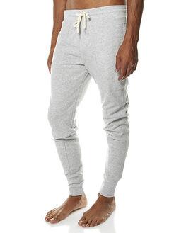 NEW GREY MARLE MENS CLOTHING BONDS PANTS - AYPWINWY
