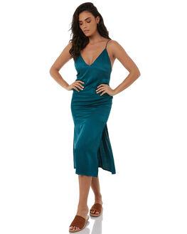 EMERALD WOMENS CLOTHING TIGERLILY DRESSES - T383404EMER