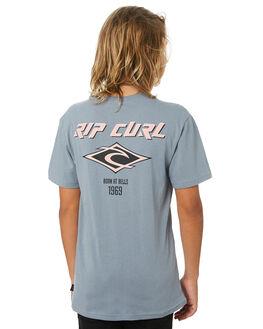 CEMENT KIDS BOYS RIP CURL TOPS - KTENS20038