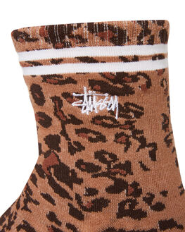 MULTI WOMENS CLOTHING STUSSY SOCKS + UNDERWEAR - ST793029MUL
