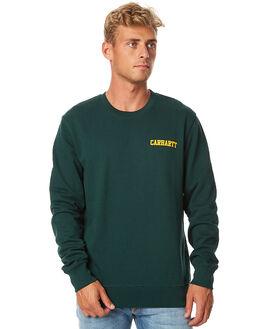 CONIFER MENS CLOTHING CARHARTT JUMPERS - I022070CONF