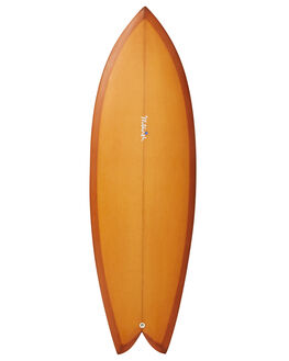 BURTN ORANGE TINT BOARDSPORTS SURF MCTAVISH FISH - MVVINNIEORG