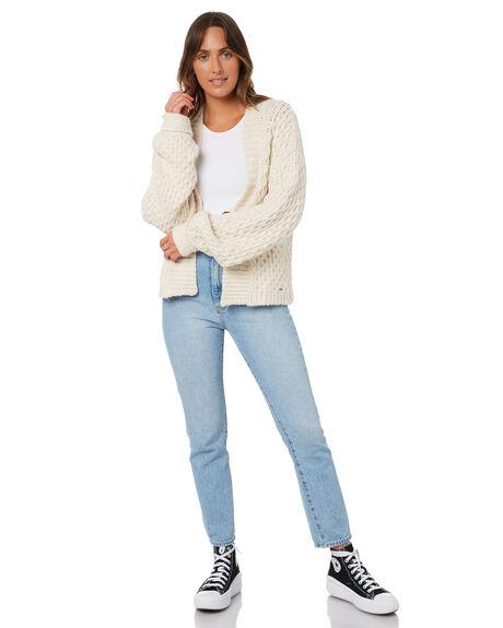 OATMEAL WOMENS CLOTHING VOLCOM KNITS + CARDIGANS - B0712103OAT