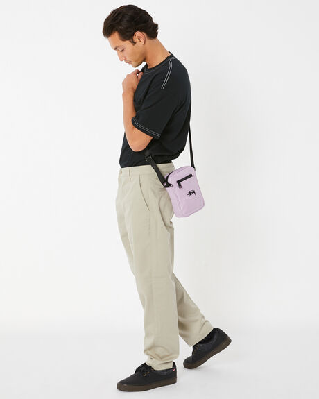 QUAIL MENS ACCESSORIES STUSSY BAGS + BACKPACKS - ST791019QUAIL
