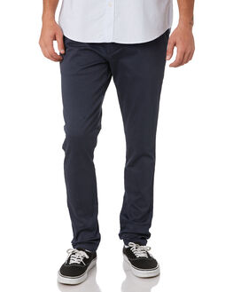NAVY MENS CLOTHING ACADEMY BRAND PANTS - BA104NVY