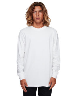 WHITE MENS CLOTHING BILLABONG TEES - BB-9591174-WHT