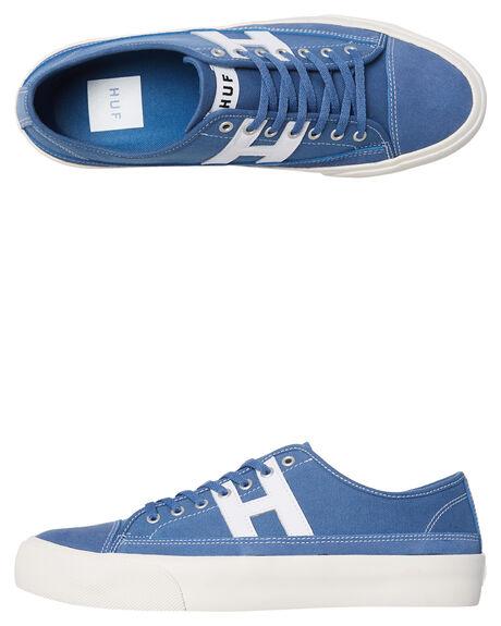 BLUE NIGHT MENS FOOTWEAR HUF SKATE SHOES - VC00028BLU