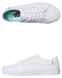 TRUE WHITE WOMENS FOOTWEAR VANS SNEAKERS - VN0A348ZW00WHT