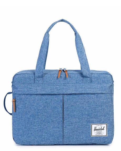 Herschel Supply Co Bowen Duffle Bag - Limoges Crosshatch  06f39a321927b