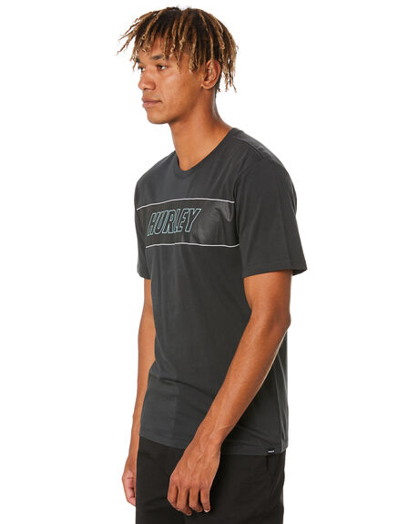OFF NOIR MENS CLOTHING HURLEY TEES - MTSSFASG076