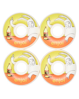 YELLOW BOARDSPORTS SKATE ENJOI ACCESSORIES - 10117129YLLW