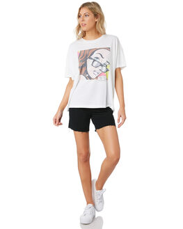 DEAD OF NIGHT WOMENS CLOTHING A.BRAND SHORTS - 716593587